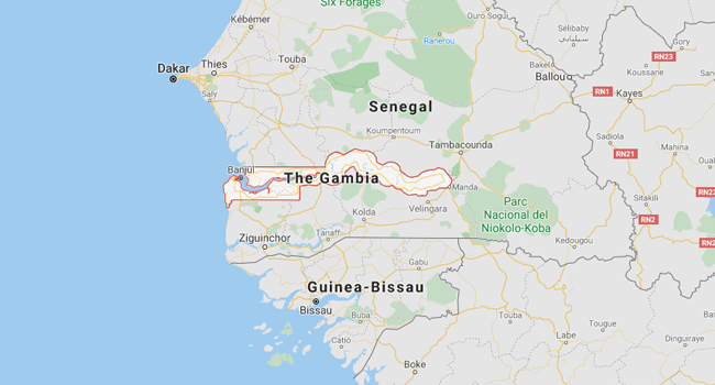 Three Tonnes Of Cocaine, Hidden In Salt Shipment, Discovered In The Gambia