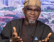 Minister of Mines and Steel, Olamilekan Adegbite, made an appearance on Channels Television's Sunrise Daily on August 17, 2020.