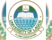 An emblem of the University of Lagos' Alumni Association.
