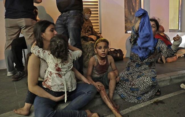 'I Don't Want To Die': Blast Traumatises Beirut Children