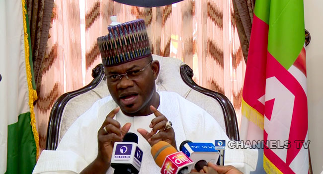 No Victor, No Vanquished, Says Gov Bello After Supreme Court Victory