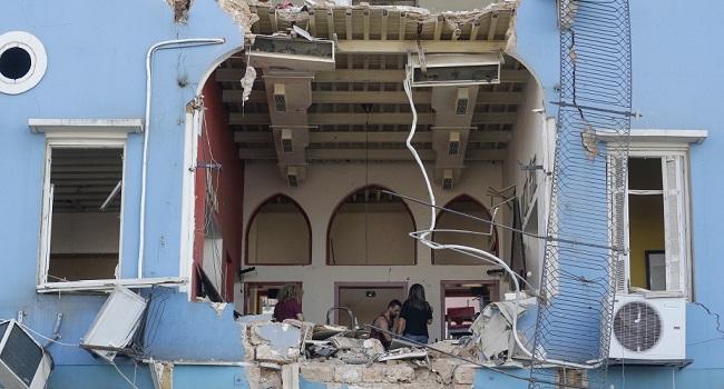 Lebanon Blast Killed At Least 137, Injured 5,000