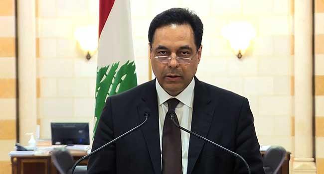 Lebanon PM Diab, Ex-Ministers Indicted Over Port Blast
