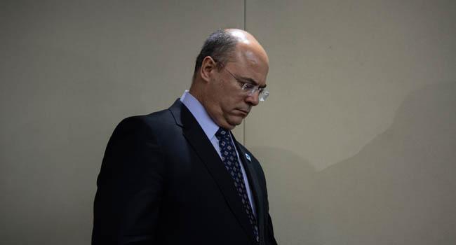 Brazil Court Removes Rio Governor Over corruption