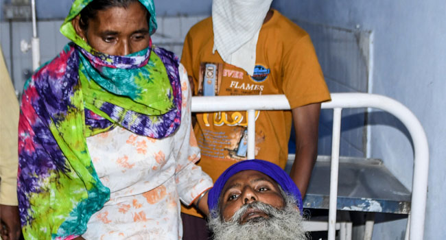 India Bootleg Alcohol Death Toll Rises To 98 As Families Mourn