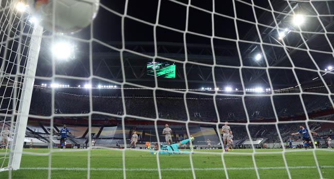Lukaku On Song As Inter Spank Shakhtar To Reach Europa League Final