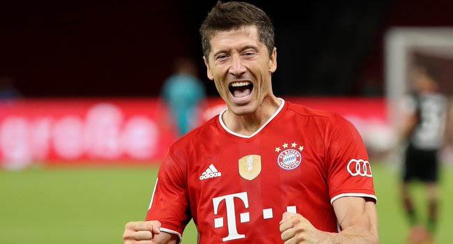 Lewandowski Set To Break 40-Goal A Season Milestone In Bundesliga