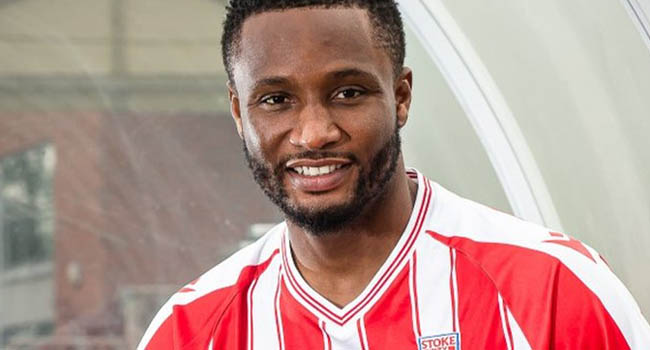 Former Eagles Captain Mikel Obi Joins Stoke City