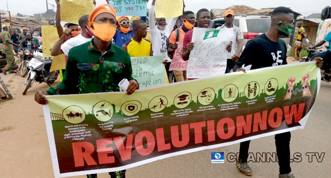 #RevolutionNow: A Failing Govt Has No Reason To Stay – Lawyer