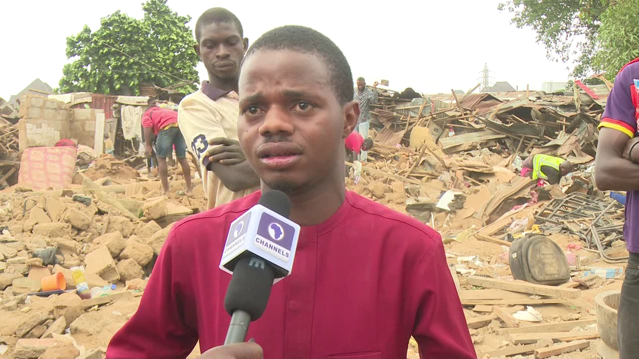 Anger, Despair As FCDA Demolishes Apo Houses In Community