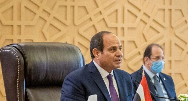 Egypt's Sisi Hails 'Historic' Israel-Bahrain Normalisation Deal
