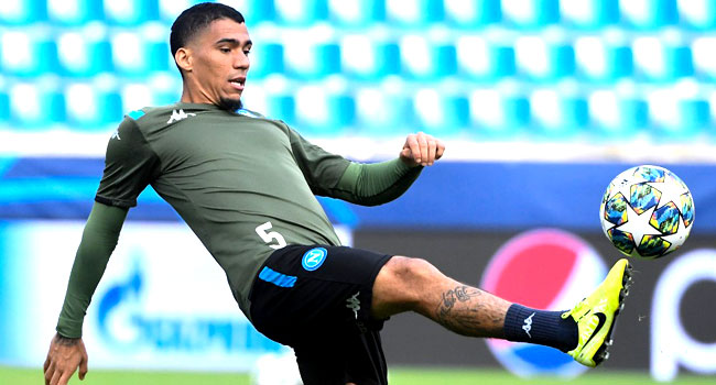 Everton Boost Midfield Force, Sign Allan From Napoli