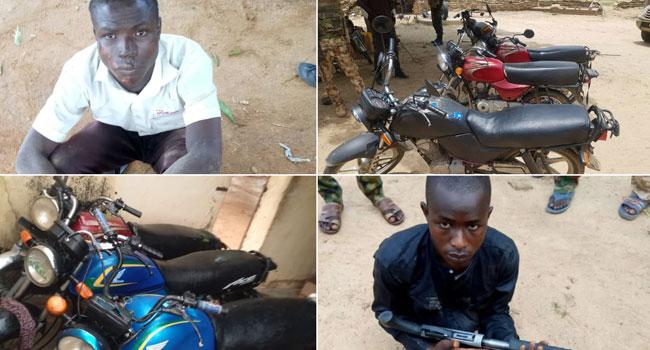 Troops Rescue 22 Kidnap Victims, Arrest 3 Bandits And 2 Collaborators