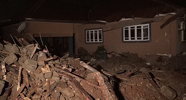 One Killed, Others Injured As Building Collapses In Delta