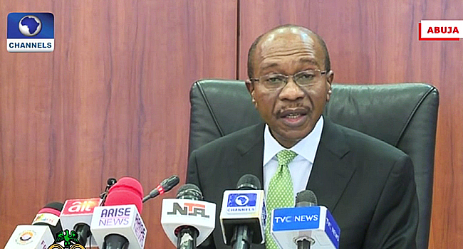 CBN Reduces Monetary Policy Rate To 11.5%