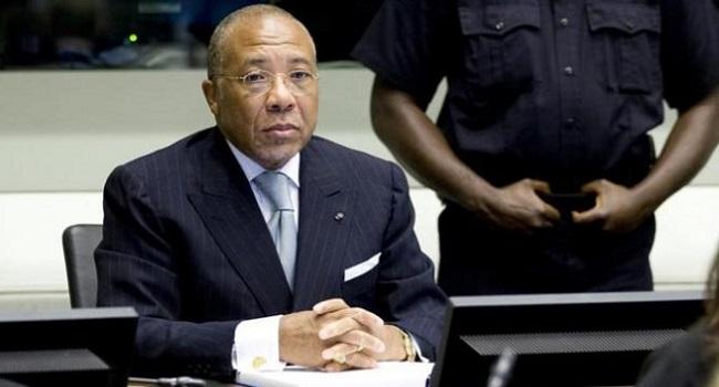 Liberia's Taylor Denied COVID-19 Jail Move
