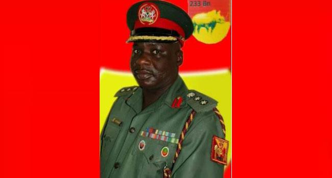 Nigerian Army Colonel Killed By Boko Haram In Borno