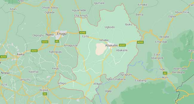 UPDATED: 15 Dead As Bus Plunges Into River In Ebonyi State