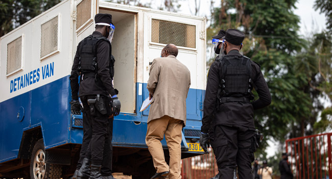 Arrested 'Hotel Rwanda' Hero Duped Into Flying To Kigali