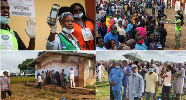 Over 480,000 Voters Failed To Collect PVCs In Edo – INEC
