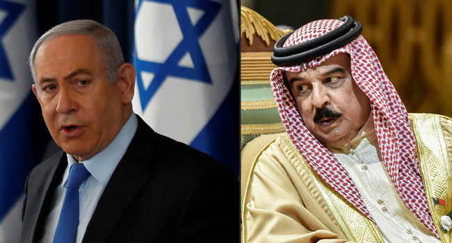 Israel, Bahrain Sign Landmark Peace Deal