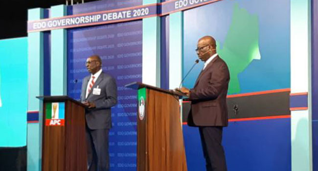 Obaseki 'Wasted Over 75bn' On Projects That Were Not Well Thought Out, Says Ize-Iyamu