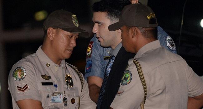 Philippines President Rodrigo Duterte pardons US Marine convicted of killing transgender woman