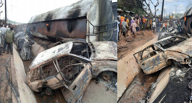 Lokoja Tanker Explosion: Govt Declares Two-Day Mourning