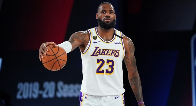 LeBron Leads Lakers To NBA West Finals With Rout Of Rockets