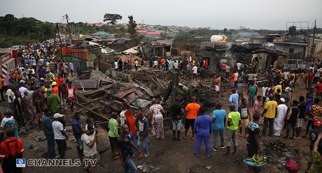 Another Tanker Explosion Leaves Many Critically Injured In Lagos