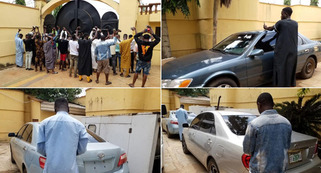 EFCC Arrests Two Lecturers, 28 Others For Internet Fraud In Kwara