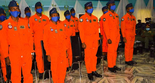 NAF Graduates Another Set Of Student Pilots From 401 FTS, Trains 145 In 5 Years
