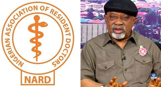 Ngige Asks Resident Doctors To End Strike, Embrace Dialogue