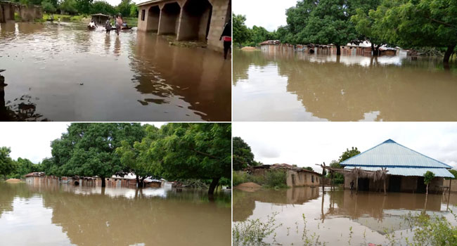 Flood Hits More Communities In Niger State