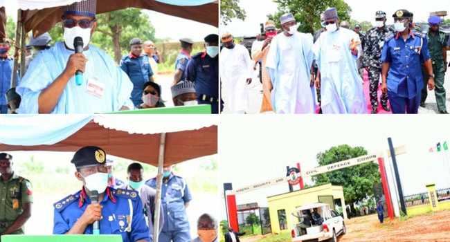 NSCDC To Train 100,000 Agro-Rangers To Fight Banditry In Niger, Other States