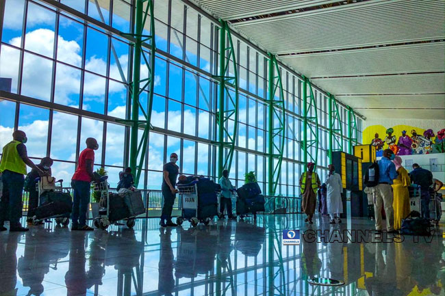 Reps Call For Suspension Of Airport Concession