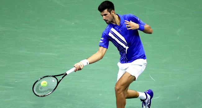 Djokovic Eyes US Open Quarter-Finals