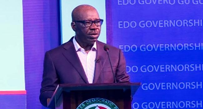Edo Election: My Predecessor Borrowed Recklessly, Says Obaseki