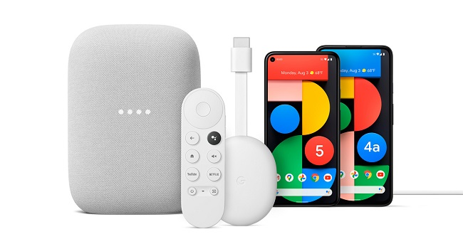 channelstv.com - Nebianet Usaini - Google Unveils New Pixel Handsets With 5G Wireless