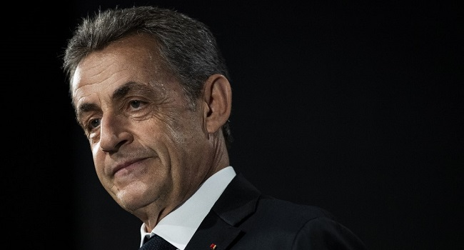 French Ex-President Sarkozy To Face Campaign Finance Trial In March