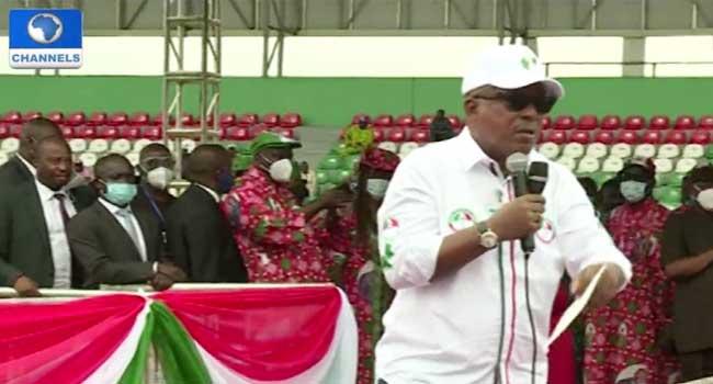 Nigeria's Democracy On 'Keg Of Gunpowder', Uche Secondus Tells International Community