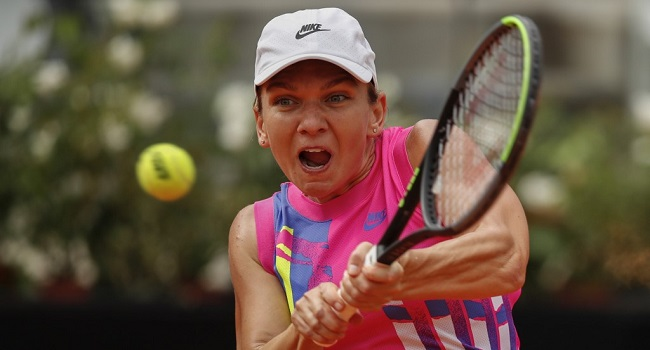 Halep Grateful For French Open Chance After Virus Upheaval