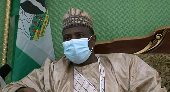 Edo Election: Tambuwal Commends Buhari, Urges INEC, Others To Maintain Neutrality