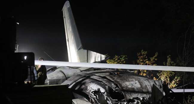 Ukraine Plane Crash Death Toll Rises To 23