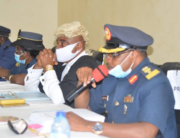 A General Court Martial sitting in Makurdi sentenced four officers over financial misappropriation in September 2020.