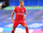 Liverpool's Spanish midfielder Thiago Alcantara looks to play a pass during the English Premier League football match between Chelsea and Liverpool at Stamford Bridge in London on September 20, 2020. Michael Regan / POOL / AFP