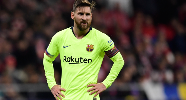 Messi Can Leave Barcelona For Free, Father Tells La Liga