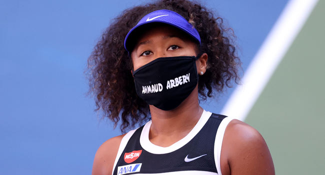 Virtual applause for Osaka from Mom at US Open