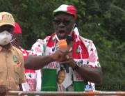 Edo State Governor, Godwin Obaseki, vowed to end Adams Oshiomhole's political career on September 5, 2020.