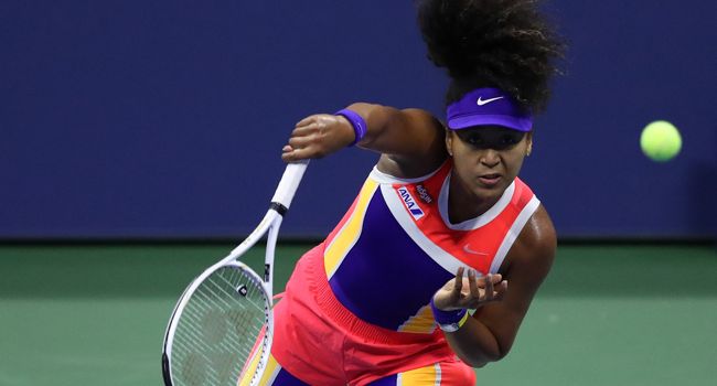 Naomi Osaka rolls into US Open quarterfinals